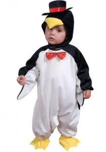 déguisement pingouin bébé