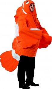 déguisement poisson clown