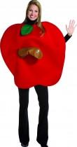 Déguisement pomme rouge