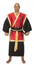 Déguisement samouraï pour homme
