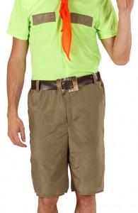 déguisement scout homme