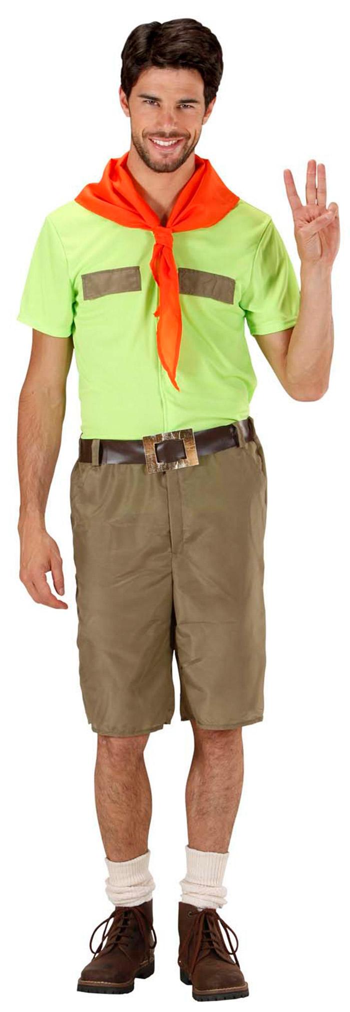 d guisement scout pour homme costume uniforme pas cher. Black Bedroom Furniture Sets. Home Design Ideas
