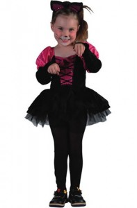 d guisement chat fille costume animal enfant pas cher. Black Bedroom Furniture Sets. Home Design Ideas