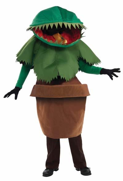 D guisement plante carnivore costume original pas cher d guisement pot de fleur - Pot plante pas cher ...