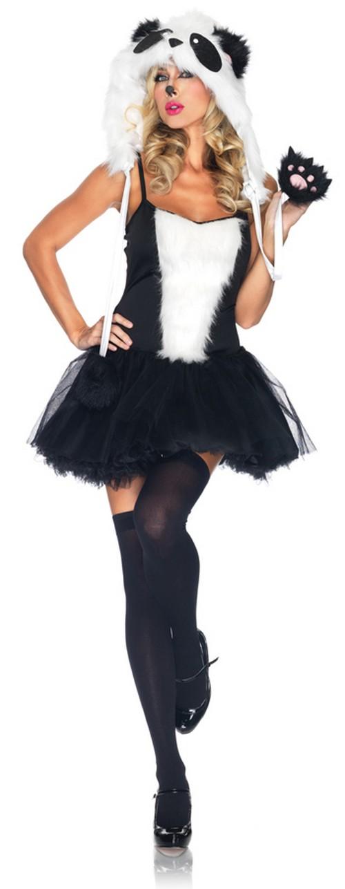 d guisement panda pour femme costume animaux pas cher. Black Bedroom Furniture Sets. Home Design Ideas