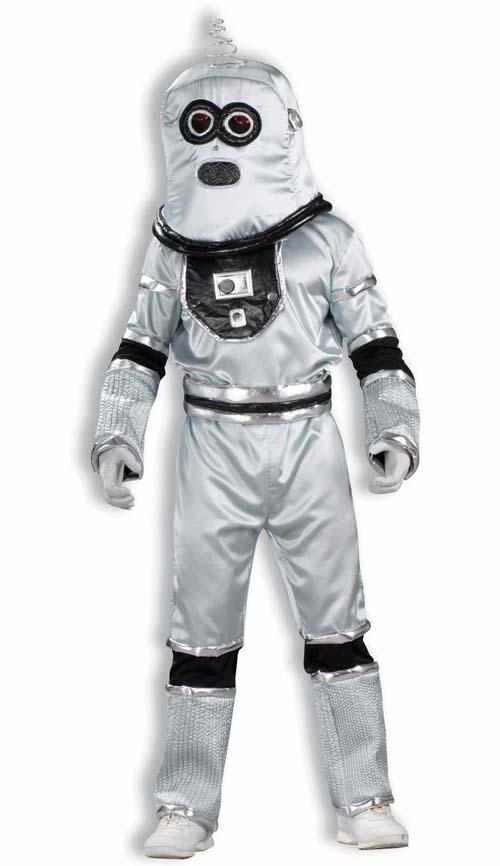 D Guisement Robot Adulte Costume Andro De Pas Cher