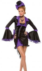 déguisement sorcière baroque