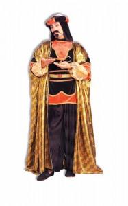 déguisement sultan arabe