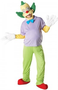 Déguisement Krusty le clown – Les Simpson™