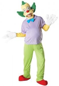 Déguisement Krusty le clown